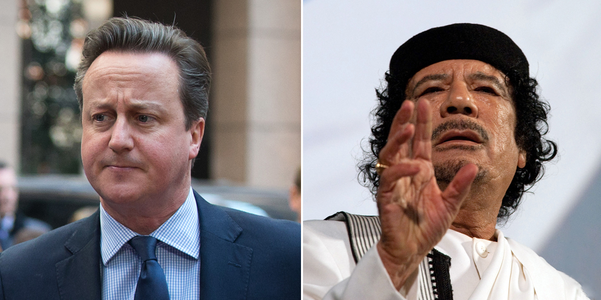 Cameron to blame for rise of ISIS in North Africa, MPs conclude