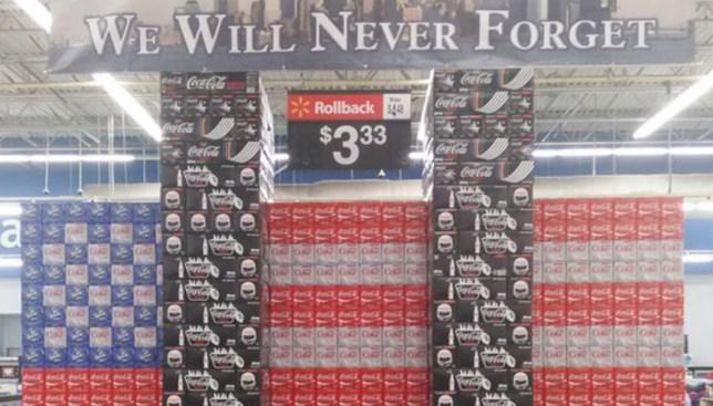 Walmart 911 Credit: Twitter/