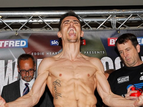 Anthony Crolla admits anything less than perfect against Jorge Linares will not be enough