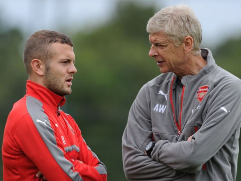 Arsenal loanee Jack Wilshere reveals exactly what Arsene Wenger said to him before Bouremouth move