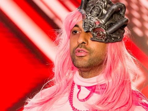 X Factor 2016 preview: Sharon 'threatens to call in the lawyers' over Kazzey's plastic surgery song
