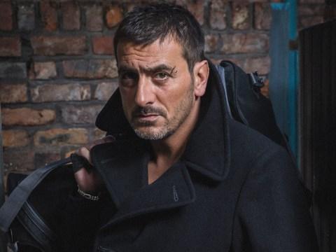 Coronation Street spoiler interview: Chris Gascoyne reveals 'serious' drama as Peter Barlow returns