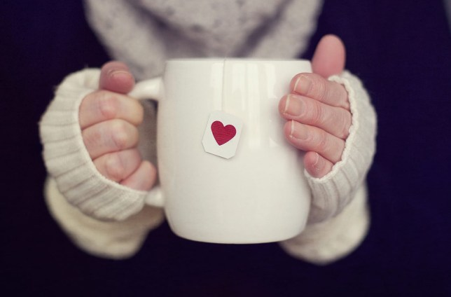 Nothing like hot cocoa to warm up the soul.