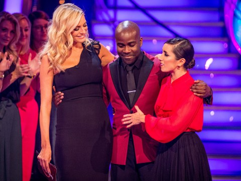 Strictly Come Dancing fans blast 'unfair' decision to send Melvin Odoom home after dance-off is dropped due to Anastacia injury