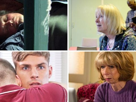 12 soap spoiler pictures: Emmerdale hostage and suicide horror, EastEnders exit, Coronation Street murder plan, Hollyoaks dead body