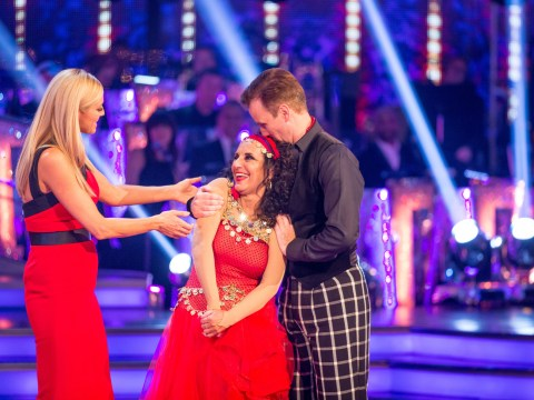 Strictly Come Dancing 2016: Lesley Joseph axed after losing out to Daisy Lowe in dance off