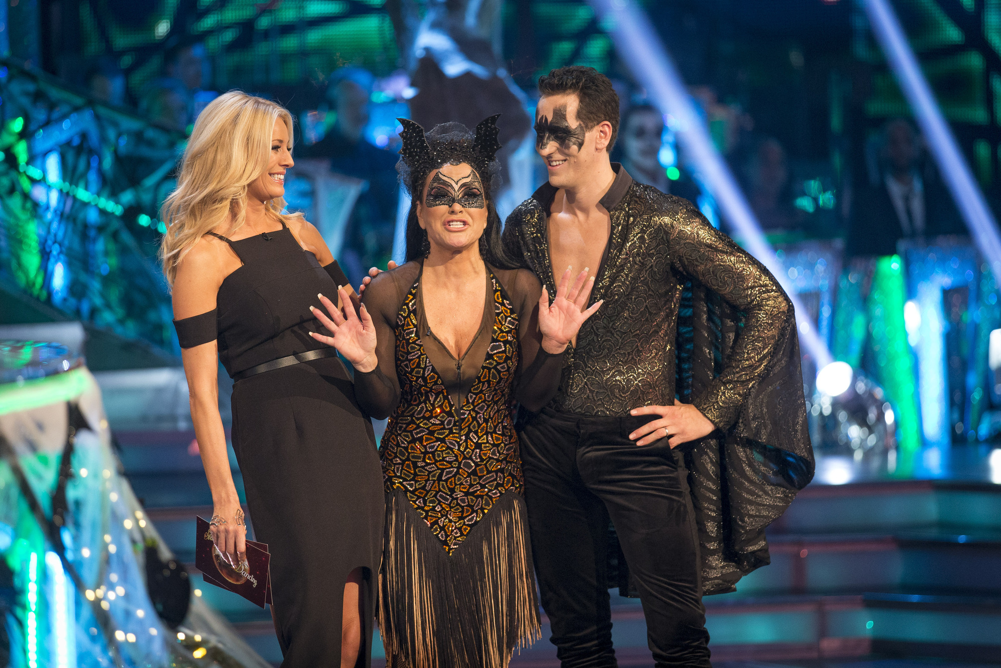 Anastacia gets emotional as she crashes out of Strictly Come Dancing after difficult series