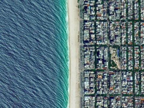 Satellites beautifully document our planet's destruction