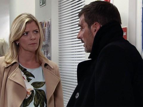 Coronation Street spoilers: Chris Gascoyne warns Nick Tilsley should worry about Leanne and Peter Barlow