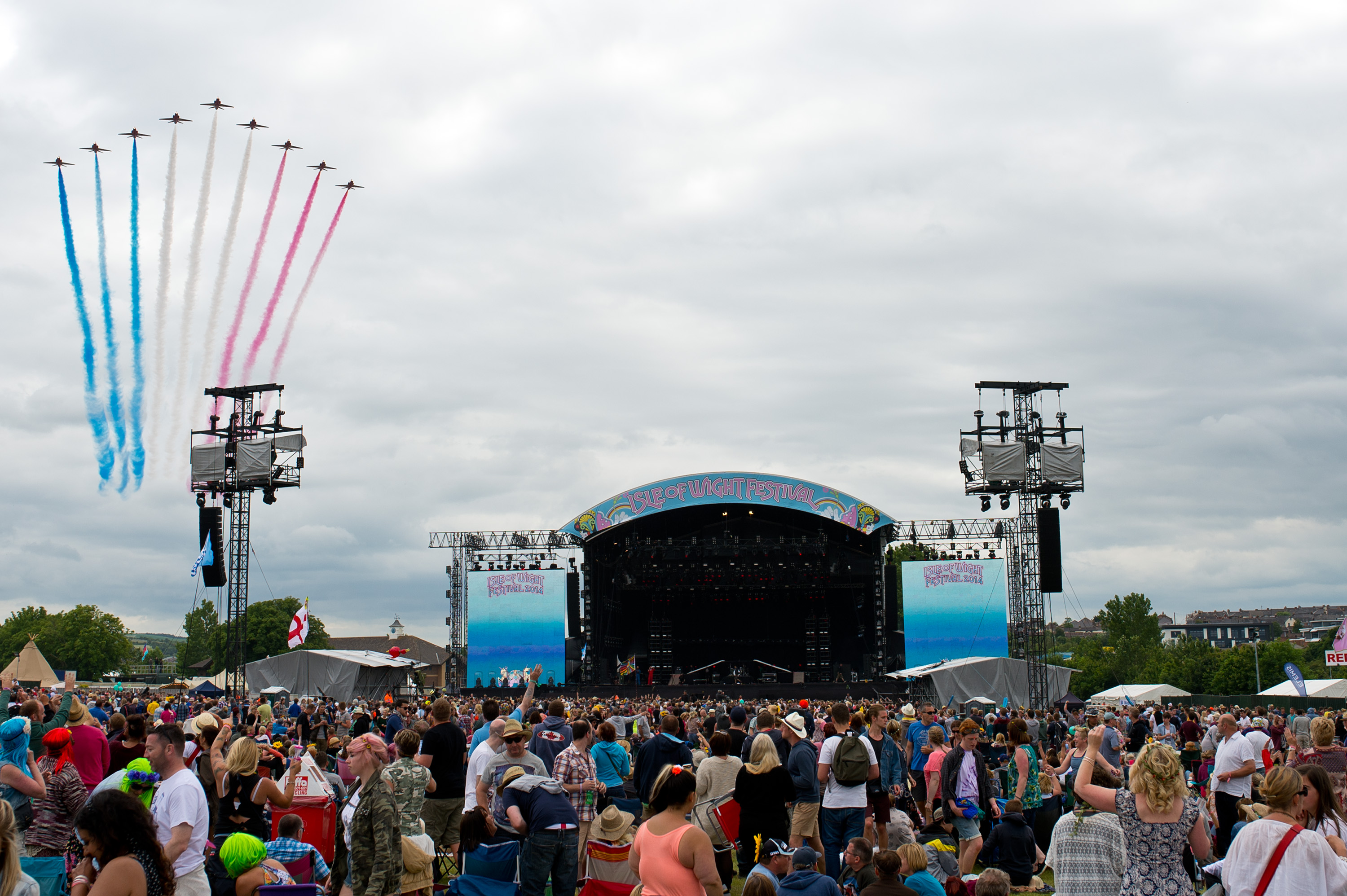Isle Of Wight festival WILL run next year despite worries it would be cancelled over fees