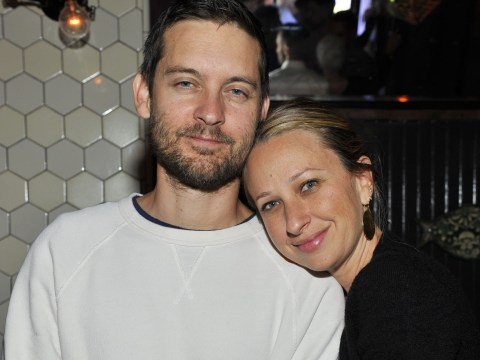 Tobey Maguire and his wife announce they are to split after nine years of marriage