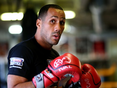 James DeGale says a super-middleweight mega fight with Gennady Golovkin would be 'perfect' for him