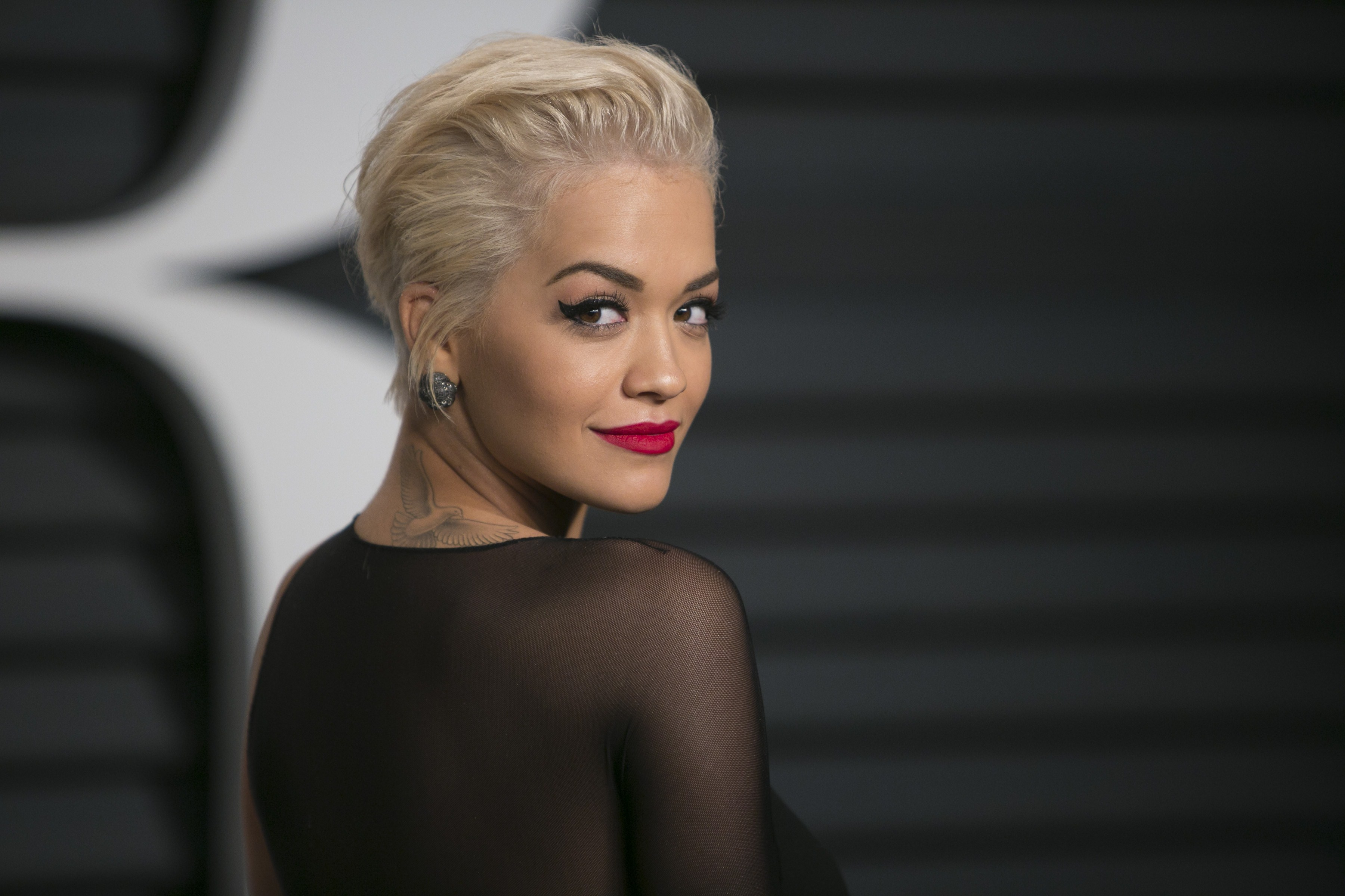 Rita Ora reveals why she was picked to replace Tyra Banks on America's Next Top Model