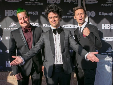 Pop punk icons Green Day first headliners announced for 2017 British Summer Time Festival