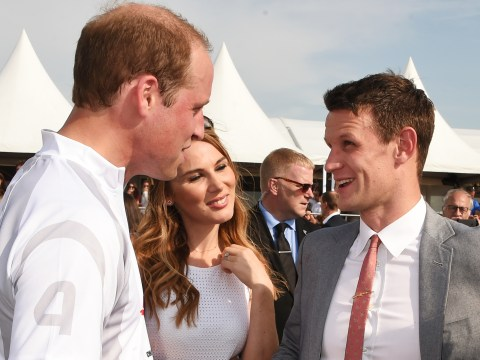 Matt Smith asked Prince William advice on playing Prince Philip in Netflix's The Crown