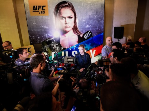 Gegard Mousasi believes Cris Cyborg could have been the god Ronda Rousey is now if the UFC media machine backed her instead