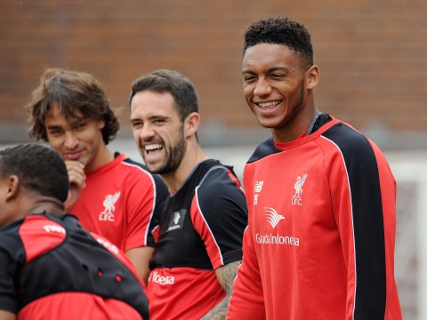Liverpool defender Joe Gomez finally returns to full training after 12 months out due to injury