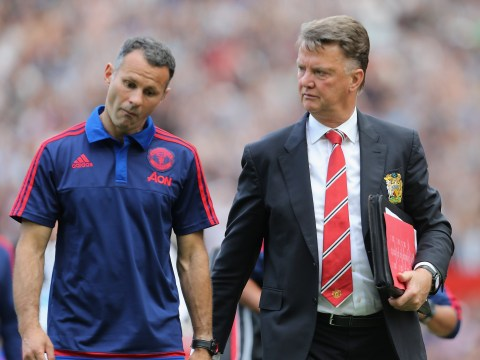 Manchester United great Ryan Giggs reveals Louis van Gaal retirement talk