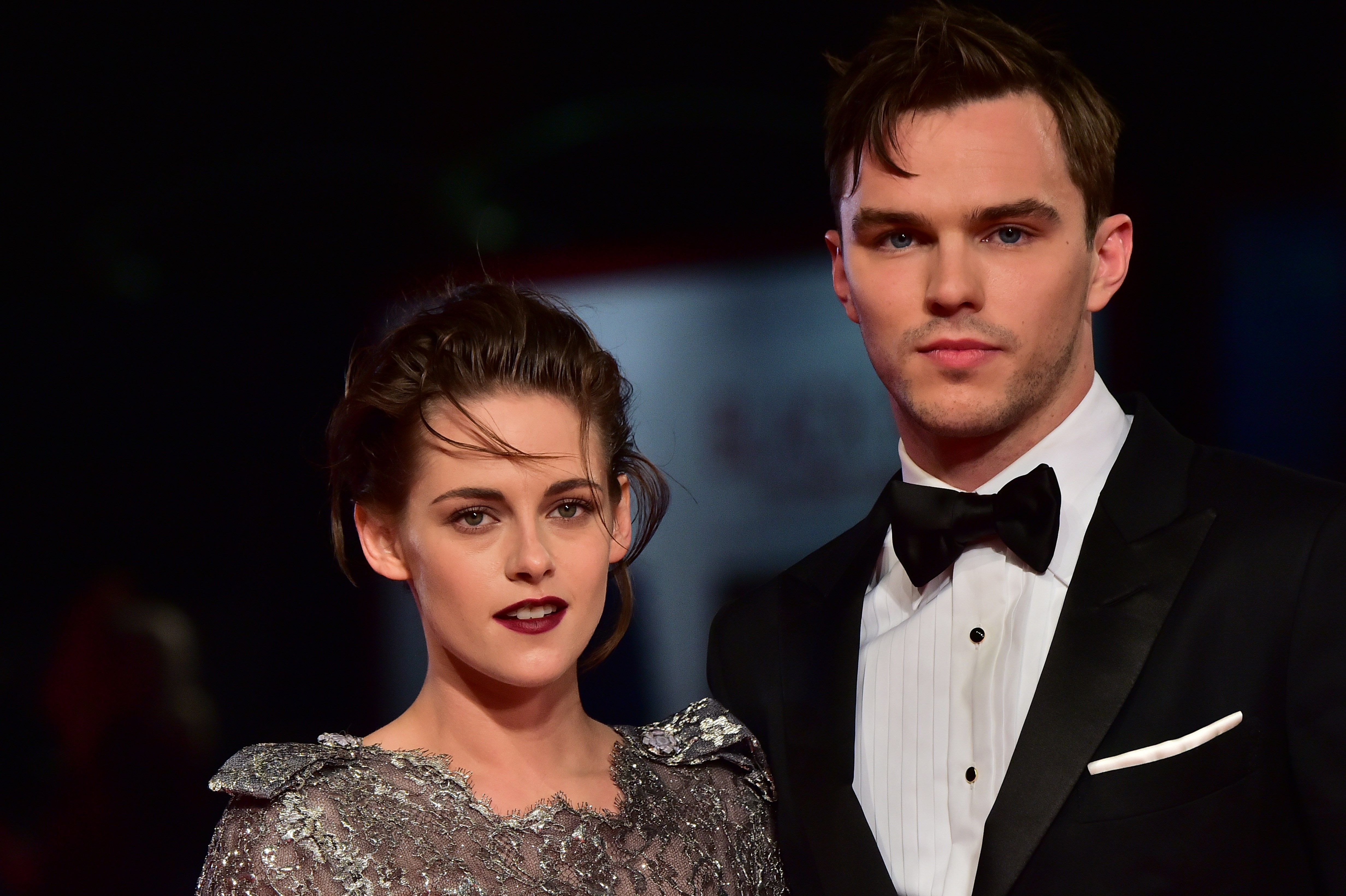 Kristen Stewart and Nicholas Hoult gush about each other's 'passion' in Equals featurette