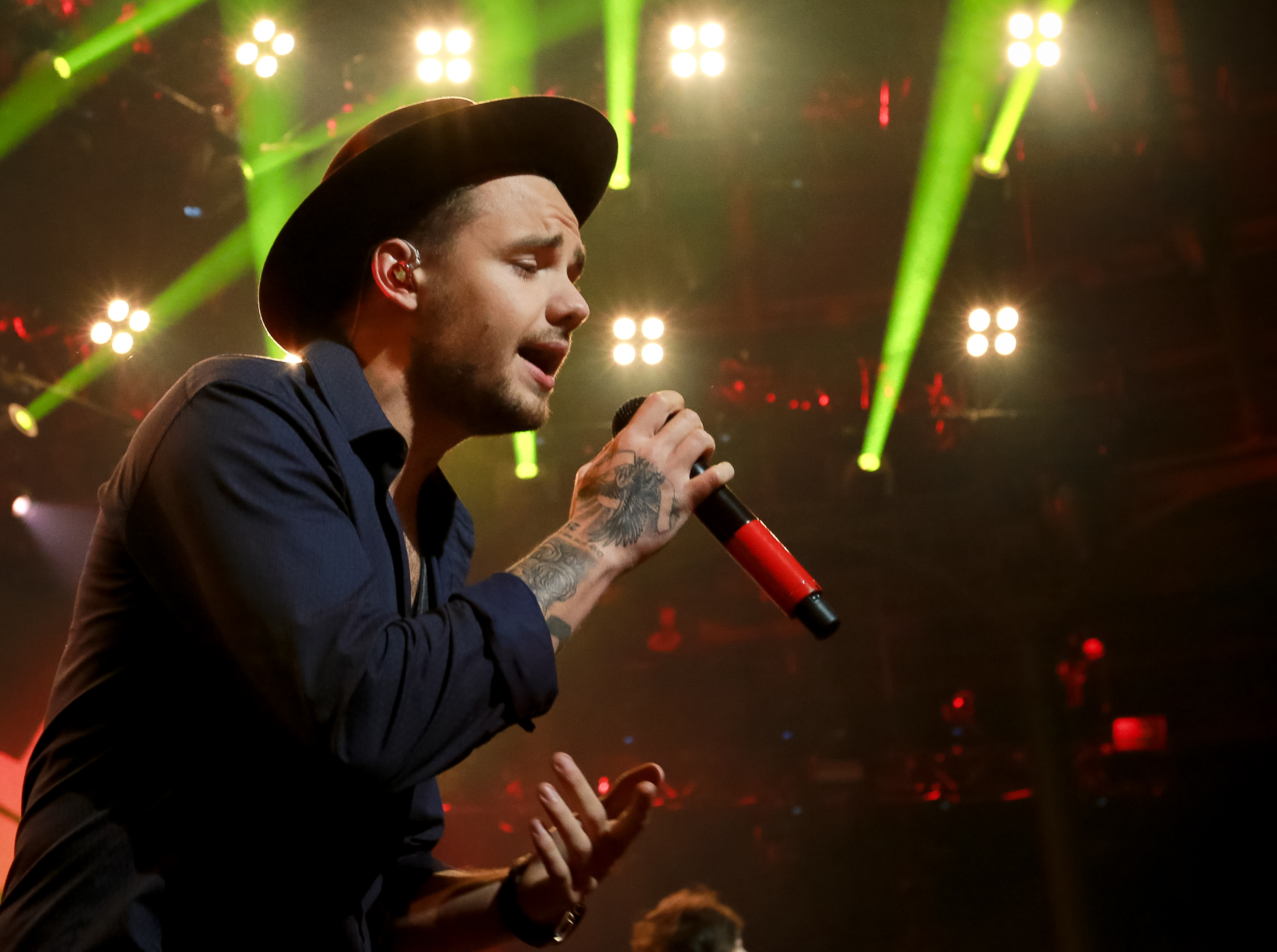 Liam Payne's new solo album isn't quite perfect yet, claims Conor Maynard