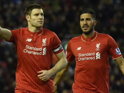 Liverpool midfielder Emre Can: James Milner is the best penalty taker i've ever seen