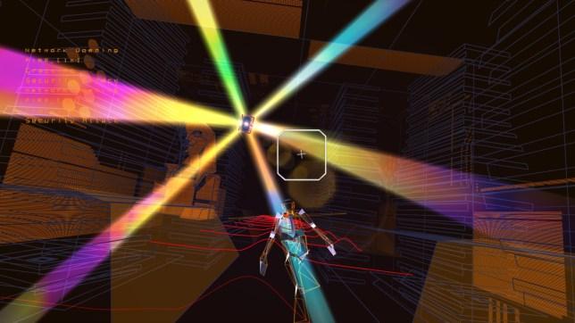 Rez Infinite (PS4) - infinitely replayable