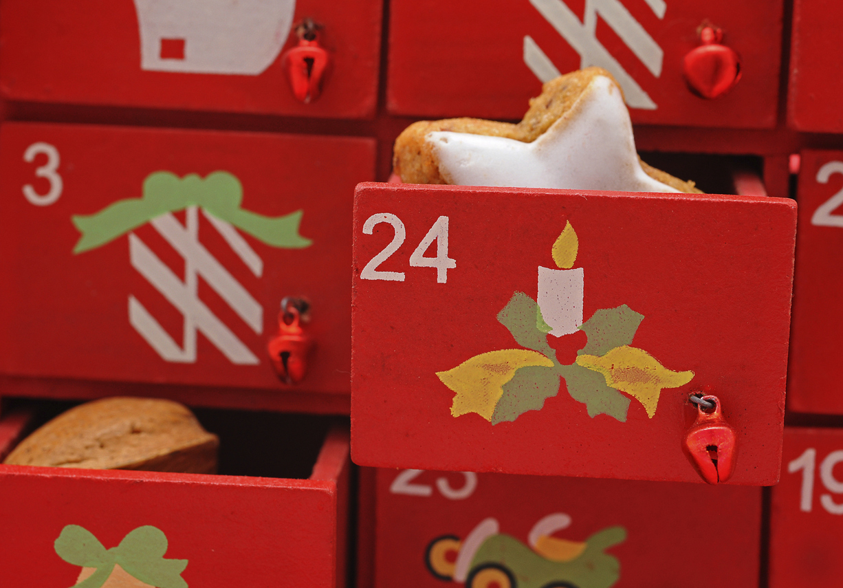 (If you want one of these advent calendars, you'd better act fast (Picture: Getty)