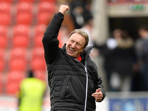 Cardiff City appoint Neil Warnock, the king of promotion