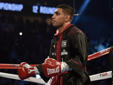 Amir Khan 'interested' in Kell Brook domestic clash, but only if it is at welterweight