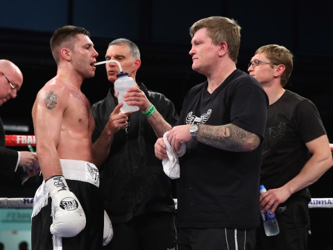 Ricky Hatton says Kiryl Relikh has breezed to the top level ahead of title fight with Ricky Burns