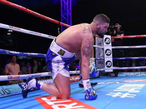 David Haye tells boxing fans they need to back BJ Flores to upset Tony Bellew in title defence