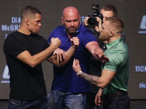 UFC boss Dana White says they cannot do a third fight between Conor McGregor and Nate Diaz