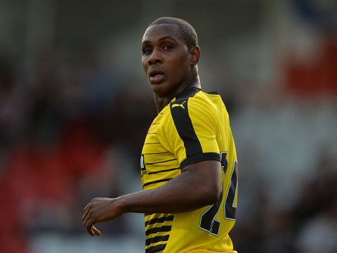 Manchester United and Chelsea are both interested in signing Watford ace Odion Ighalo, claims striker's agent