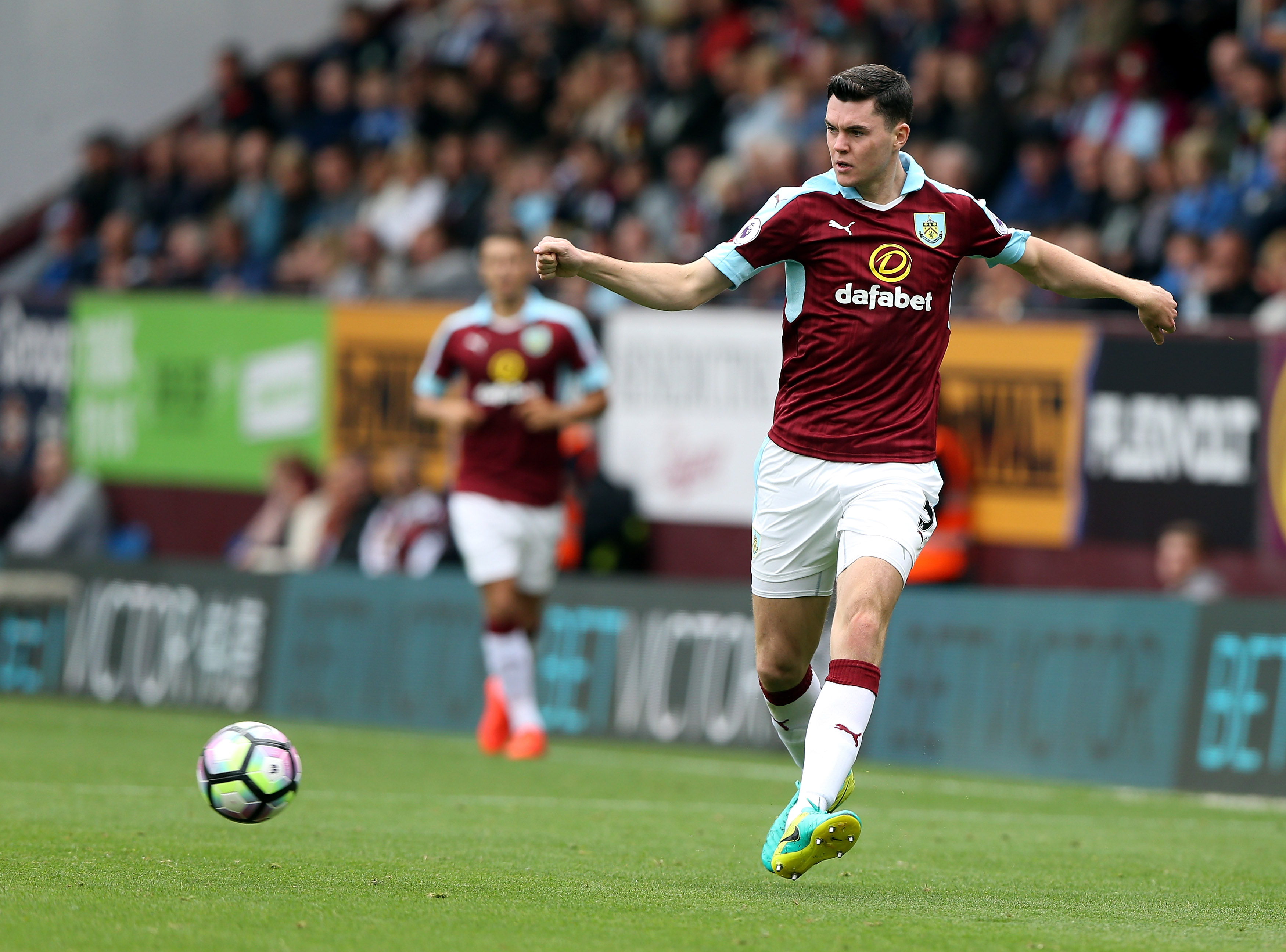 Manchester United worried about Michael Keane's potential Chelsea transfer