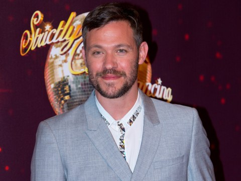 Will Young reveals he was prepared to 'break his legs' so he could leave Strictly