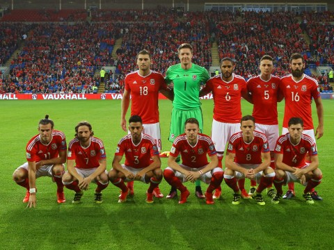 Wales are completely rubbish at taking team photos and Gareth Bale won't explain why