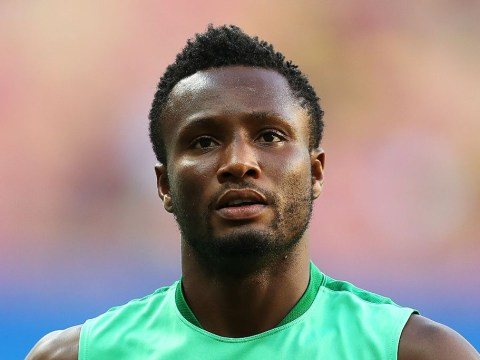 John Obi Mikel holds talks with Antonio Conte over lack of playing time