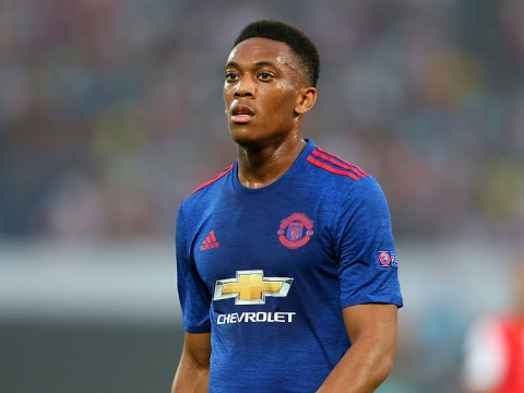Anthony Martial's parents move in with striker to help Frenchman revive his Manchester United career
