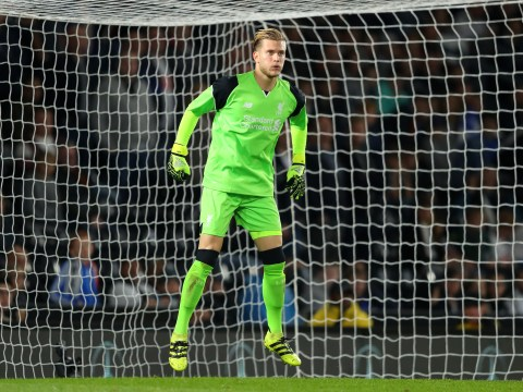 Liverpool's Loris Karius says Manchester United's approach was 'a compliment'