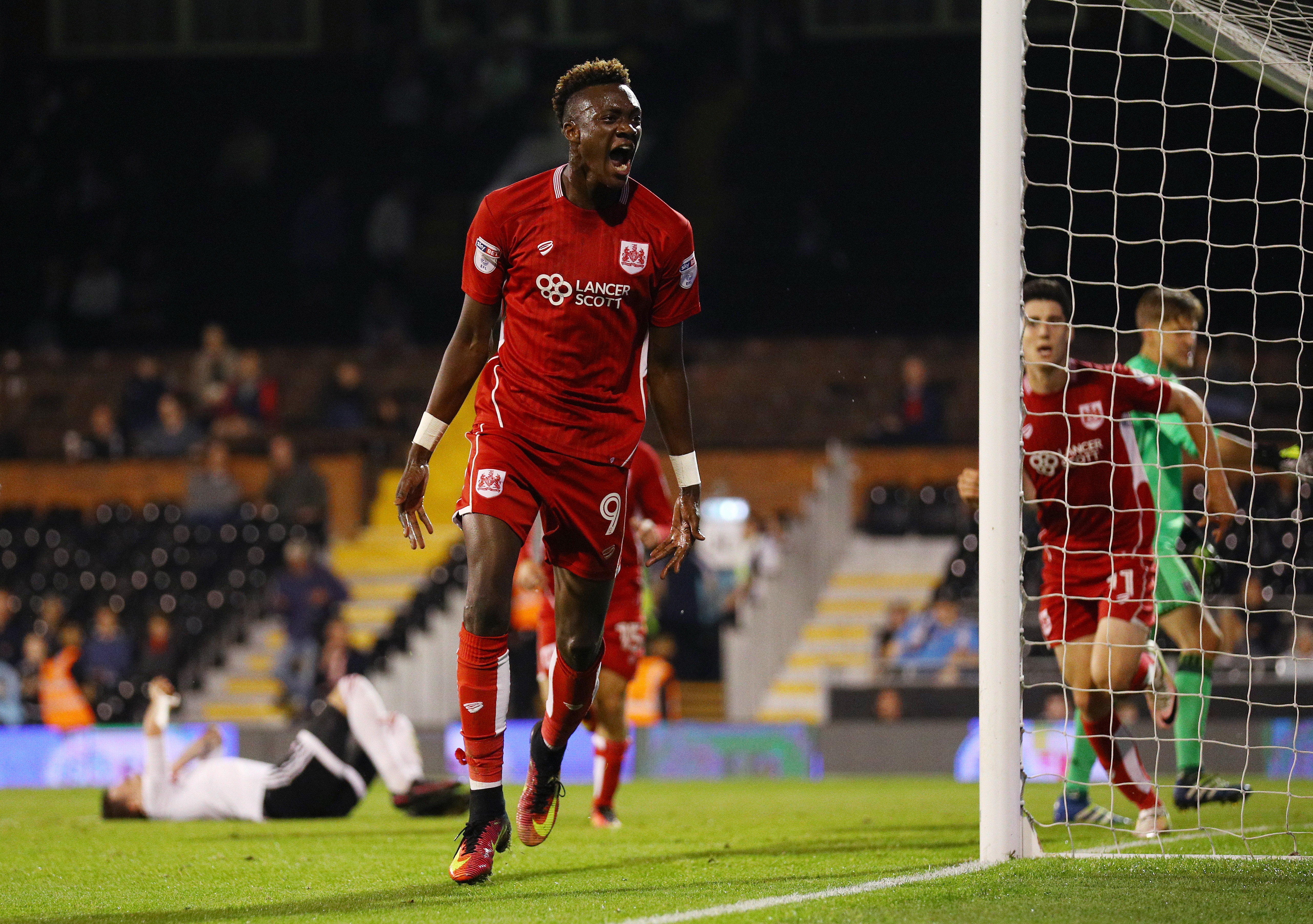 Chelsea youngster Tammy Abraham has a bright future, says loan chief Eddie Newton