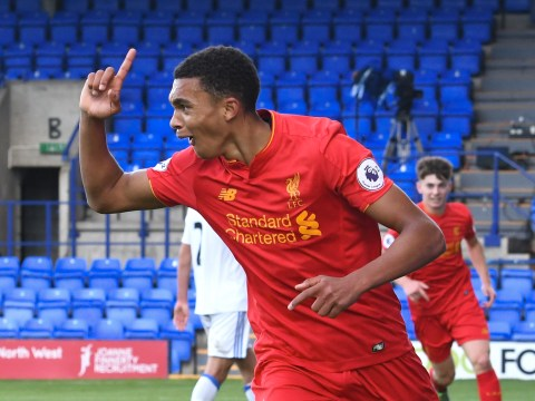 Liverpool had to steal Trent Alexander-Arnold away from Everton's clutches