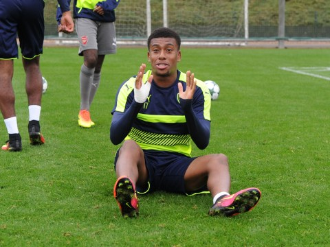 Alex Iwobi reveals Arsenal defender Gabriel Paulista is the worst to play against in training