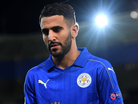 I was in talks to sign for Arsenal – but Gunners couldn't afford me, reveals Riyad Mahrez