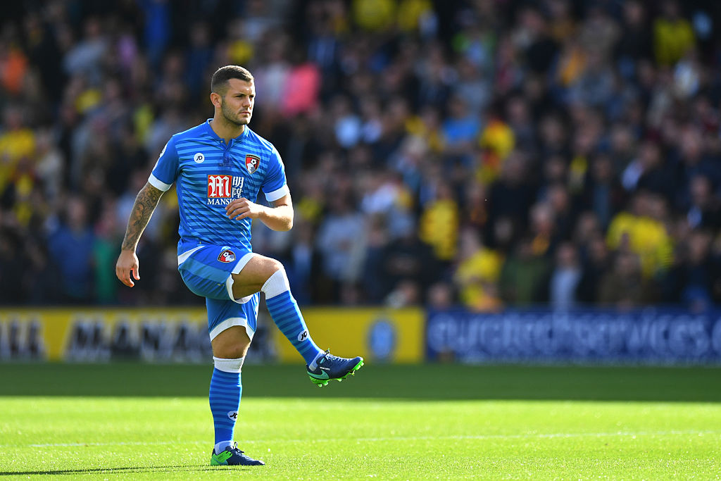 Jack Wilshere can prove he's a great player at Bournemouth, insists Alex Oxlade-Chamberlain