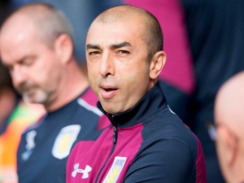 Roberto Di Matteo sacked by Aston Villa
