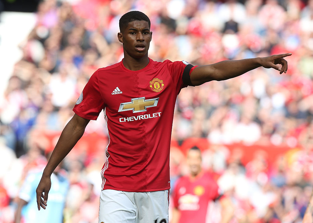 Marcus Rashford promises Man United will 'get in Chelsea's faces'