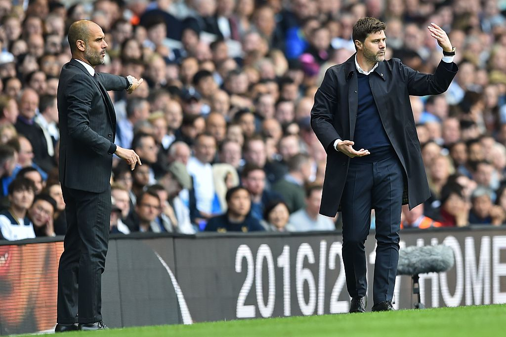 Tottenham 2-0 Manchester City: Mauricio Pochettino beats Pep Guardiola at his own game as Spurs prove title credentials