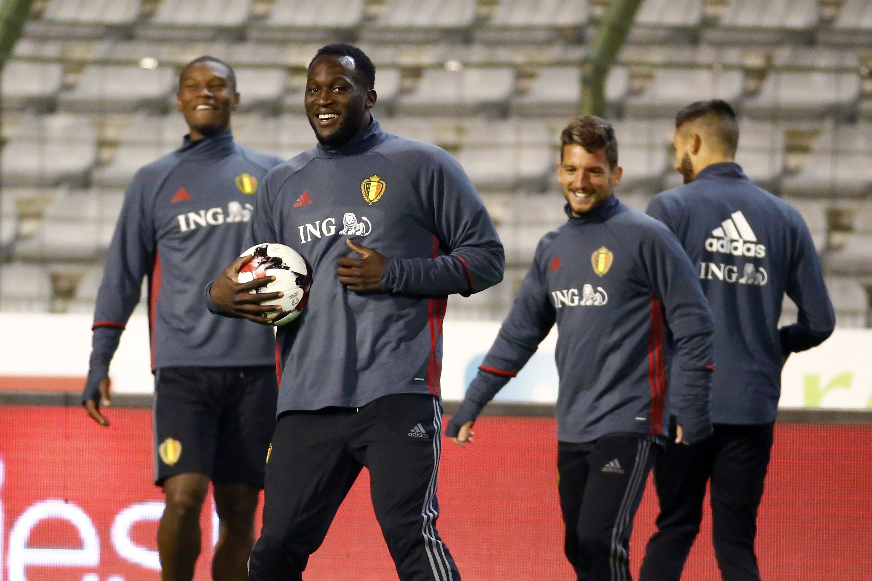 Romelu Lukaku credits Arsenal legend Thierry Henry for Belgium hot streak
