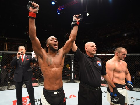UFC 204 result: Leon Edwards gets impressive rear naked choke hold victory over Albert Tumenov