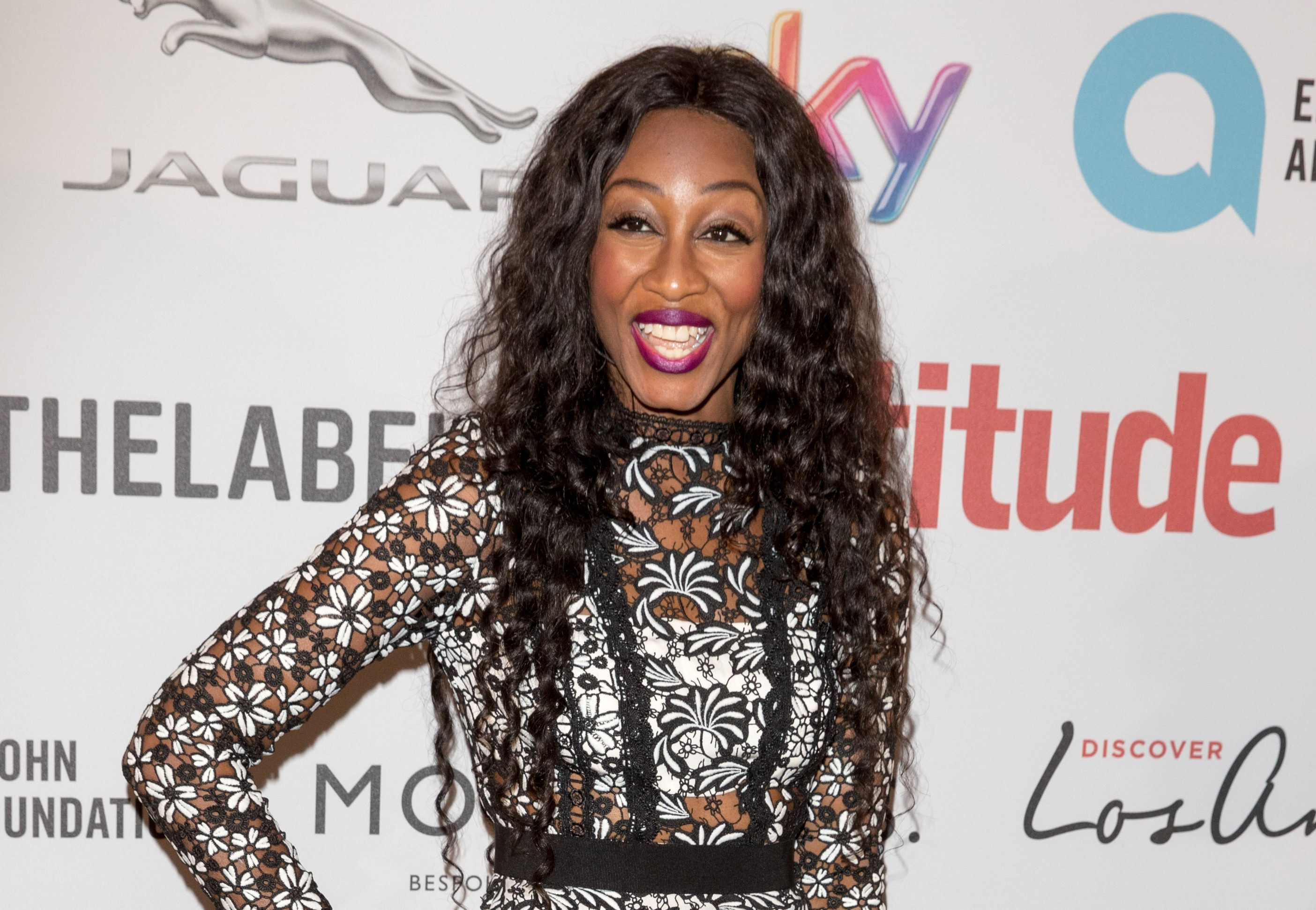 Beverley Knight at the Attitude Magazine Awards Picture: Getty)